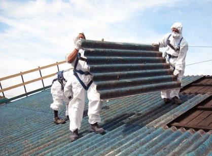 Incentivi alle Imprese per bonifica amianto